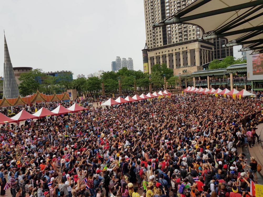 22.4.2561 จัดงานสงกรานต์ที่ไต้หวัน เมือง..